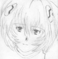 Rei Ayanami YP by KenshinsScar