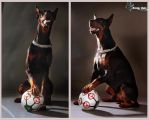 Football by Tikeru