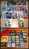 Nintendo Collection by ZombiDJ