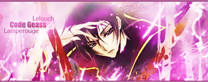 Code Lelouch by XxAjisai-GraphicxX