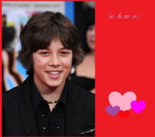leo howard by sandy4