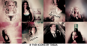 The vampire diaries by Tarja2