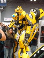 Bumblebee! by nx20
