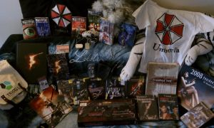 Resident Evil Collection by LakotaAngel72