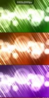 Free Light Effect Backgrounds by imonedesign