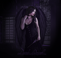 Dark Angel by PixelatedDream