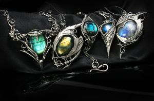 Jewelry by Lunarieen UK by LUNARIEEN