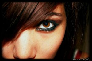 Window to the Soul by amandaWAY