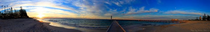 Busselton Shoreline by AneiA11