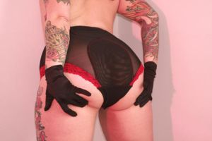 Red Light Bum by TheBabyDoe