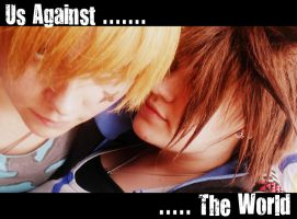 Us against the world by OrganizationSora