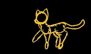 Cat Walk Cycle (best yet) by PurryProductions-Inc