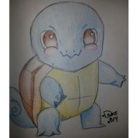 squirtle! by twerkingkitty
