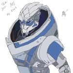 Garrus by ForASentry