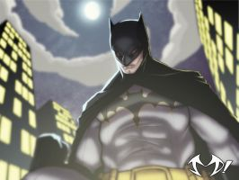 Dark Knight by JoeMDavis