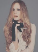 Leighton Meester by Graphic-Mania