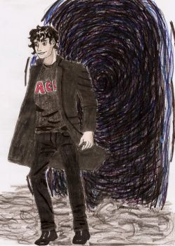 Nico di Angelo : Death by GrayGrimm