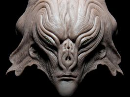 Got my mind on my alien and my alien on the mind by barbelith2000ad