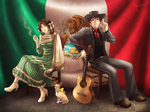 +Golden Age of Mexican cinema+ by kuraudia