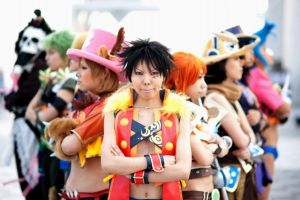ONE PIECE COSPLAY by RilaMuraki