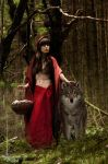 Red Riding Hood by Kestrel01
