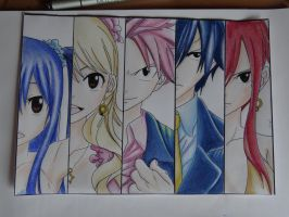 Fairy Tails~ by Jennux3