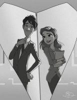 Paperman by imDRUNKonTEA