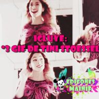 Gif de Tini Stoessel by mainif