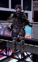 SEAL Team Member Profile: 'Washington' by Kommandant4298