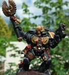 Blood Angels Chaplain by Graywolf-101