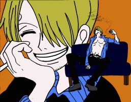 sanji mash color by Cassidy-Slingby