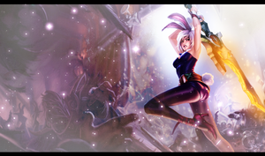 Battle Bunny Riven. by SeoulHeart