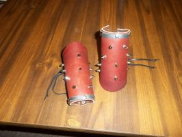 Mike's Bracers by Rebelshade