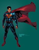 New Supes by K-Bol