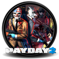 Payday 2 Icon 1 by Komic-Graphics