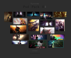 Psd Pack 04 by Syst-eeem