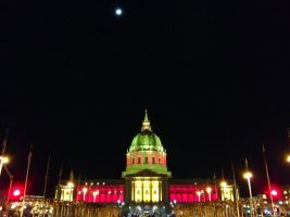 SF-City hall by Mad-Twatter