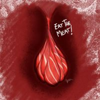 Eat the Meat by gabrielfam