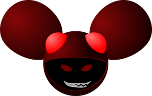 Evil Deadmau5 by UP1TER