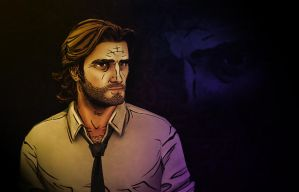 Bigby Wallpaper by ZoraSteam