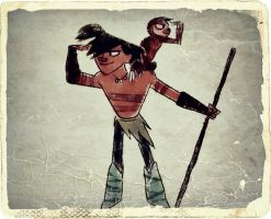 Guy (The Croods) by ezi0auditore