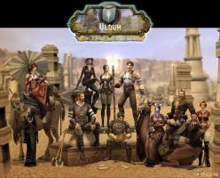 Archaeology: Ending the Expedition in Uldum by Belvane