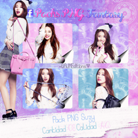 Pack PNG Suzy (Miss A) by GAJMEditions