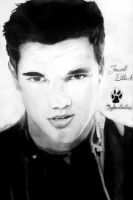 Jacob Black -Taylor Lautner by IsabelIntangible
