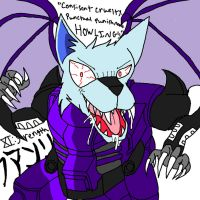 CBBB: Fangry of Rage by YamiNetto