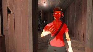 Gmod:Greyface TRIES To Make Friends :PsychoFeScout by TheMedicWarlord