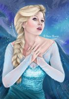 Elsa by Riafairyface