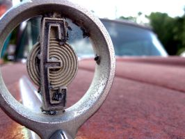 Ford Edsel Ornament by masonmouse