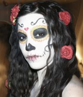 Day of the Dead by marleausarah