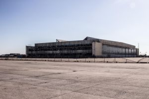 Abandoned Hangar - 0847 by PPPP77